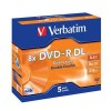 Dysk DVD-R Verbatim Dual Layer. 8.5GB