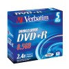 Płyta DVD+R Double Layer 8.5GBVERBATIM